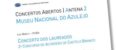 Concerto na Antena 2 – laureados de 2008