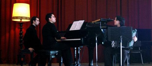Duo Carisa Marcelino e Ricardo Vieira – Música de Câmara