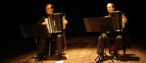 Duo Damian em concerto – Universidade Sénior
