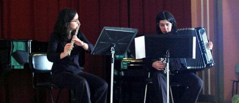 Duo Flubayan – prova de Música de Câmara