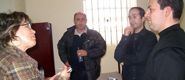 Pedro Santos e Paulo Jorge Ferreira