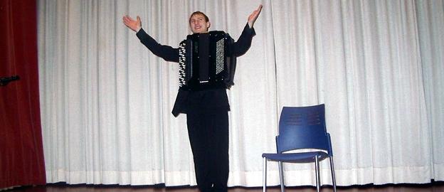 Vladislav Pligovka em Proença-a-Nova