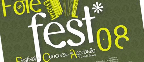 Cartaz Folefest 2008
