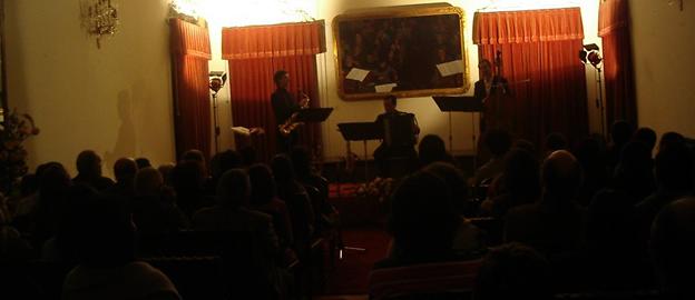 O grupo Lusíada em Concerto