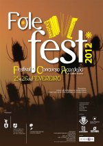 Cartaz Folefest 2012