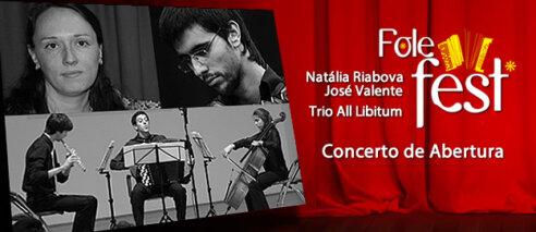 Concerto de Abertura – Folefest 2013