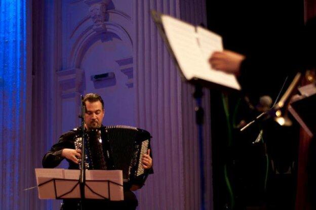 Concerto de Abertura por Vladimir Blagojevic