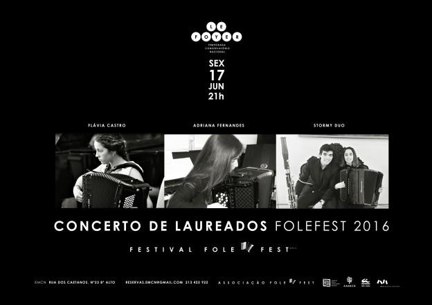 Concerto dos Laureados Folefest 2016