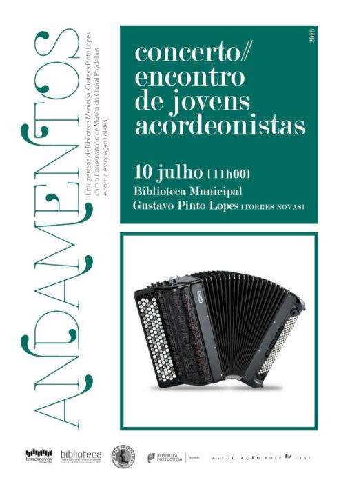 9º Concerto/Encontro de Jovens Acordeonistas Portugueses (2016)