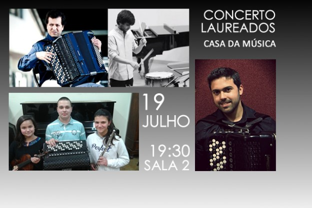 Concerto Laureados – Casa da Música