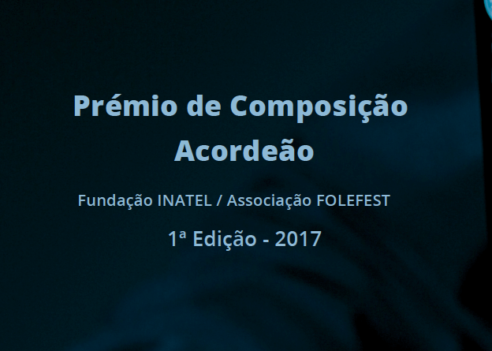 Concurso de Composição 2017