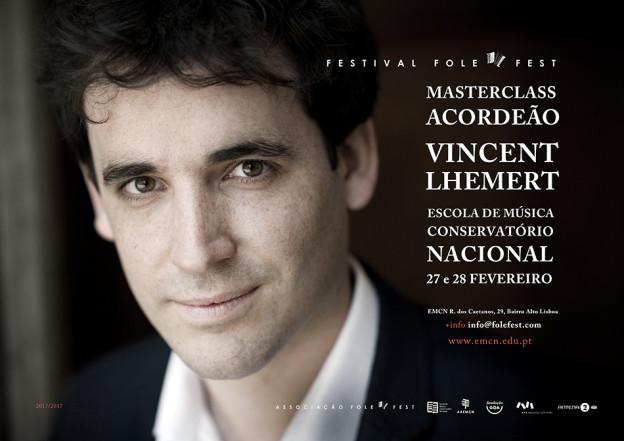 Master-Class Vincent Lhermet 2017