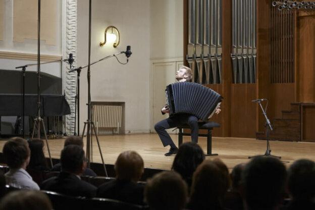 Concerto por Bjarke Mogensen 2018