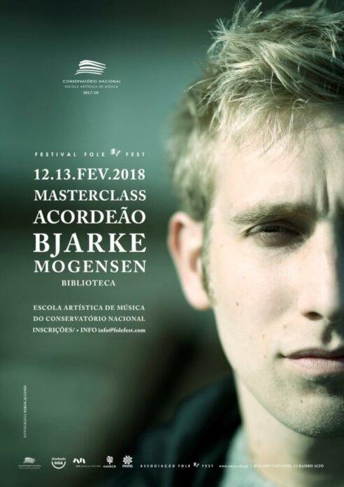 Master-Class Bjarke Mogensen 2018