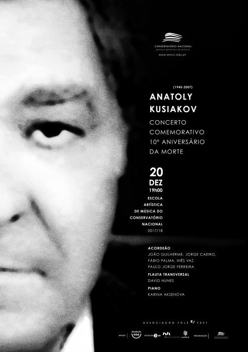 Anatoly Kusiakov – Concerto Comemorativo 10º Aniversário da Morte
