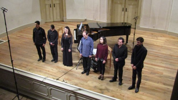 Anatoly Kusiakov – Fotografias do Concerto