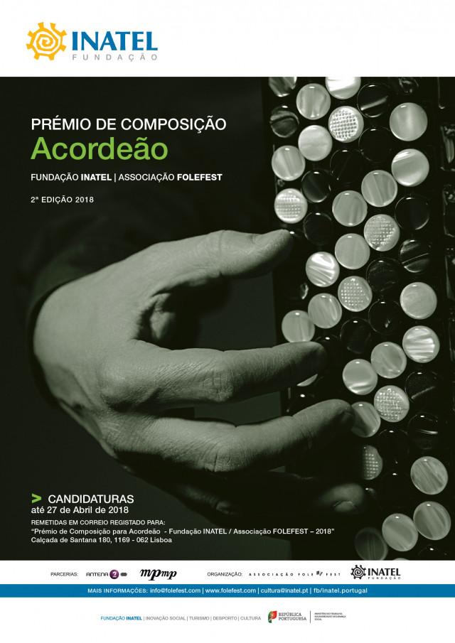 Prémio Composição Acordeão – 2ª edição