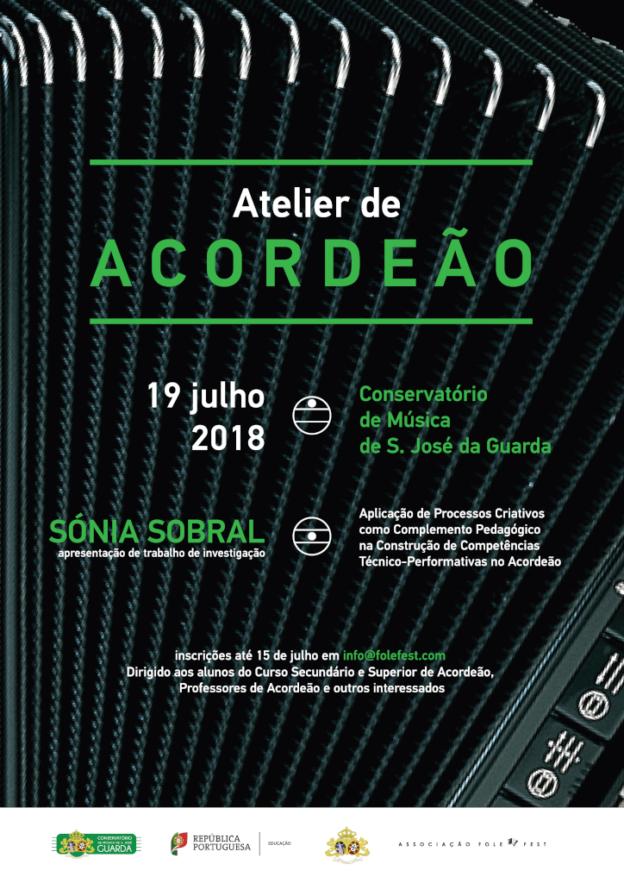 Atelier de Acordeão 2018