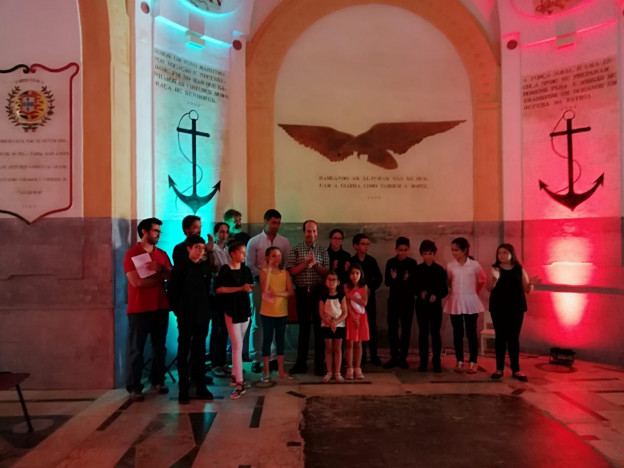 Galeria de fotos 11º Concerto/Encontro de Jovens Acordeonistas Portugueses (2018)