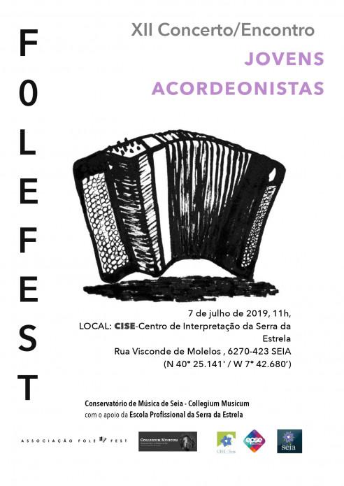12º Concerto/Encontro de Jovens Acordeonistas Portugueses (2019)