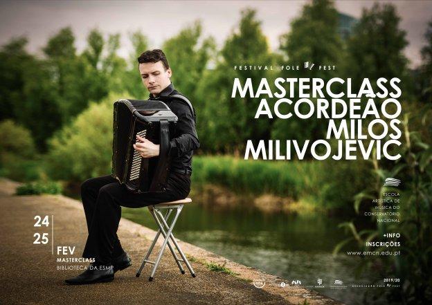 Master-Class Miloš Milivojević 2020