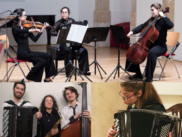 Concerto de Laureados Folefest 2020