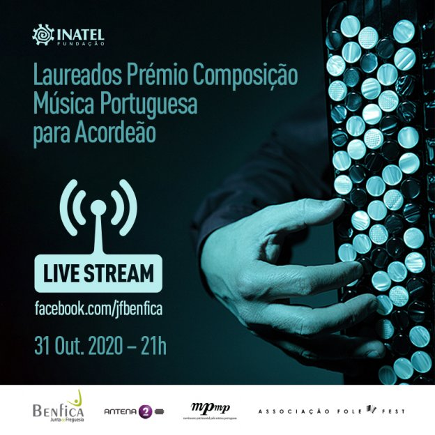 "Concerto ""Música Portuguesa para Acordeão"" 2020"